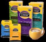 Oregon Chai Tea Latte with Soy Milk (8 oz)