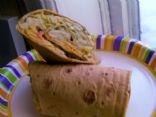Avocado & White Bean Wraps