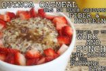 Thug Kitchen's Quinoa Oatmeal