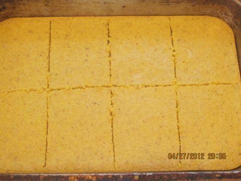 Faina Flat Bread - Baked Chickpea Flatbread