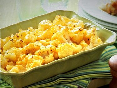 Cher's Cauliflower Mac & cheese