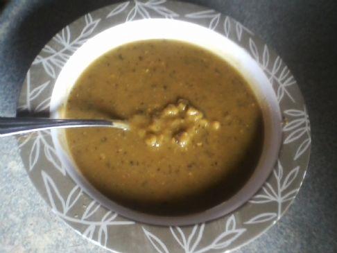 Split the Pot Recipe Contest Finalist: Simple Split Pea Soup