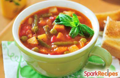 Homemade Vegetable Stock (Salt-Free)