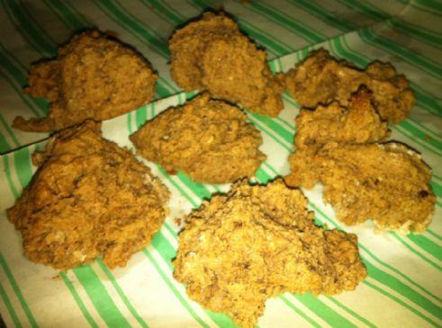 Low Calorie Vegan Nut Butter Cookies (less than 40 calories each!)