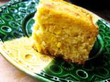 Whole Grain Double Cornbread With Buttermilk & Honey