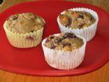 Cherry Pie Lowfat Muffins