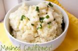 Smashed Cauliflower