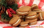 Gingerbread Cookie Stacks
