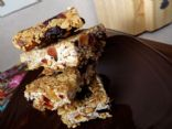 All Natural Fruit & Nut Granola Bars