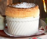 Super-quick Sugar Free Chocolate Souffle
