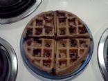 Steve's Single Vegan Waffle