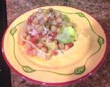 Judi's Garbanzo Bean Salad
