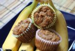Grain Free Banana Muffins with Chocolate Chips (Regular Size)