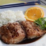 Ginger Glazed Mahi Mahi (from allrecipes.com)