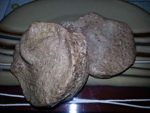 Jamie's Chocabutter Flax Muffins