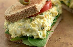 Sweet Egg Salad