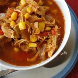 Chicken Tortilla Soup V (Allrecipes.com)