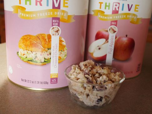 Pat's THRIVE Apple & Cranberry Chicken Salad with Toasted Pecans