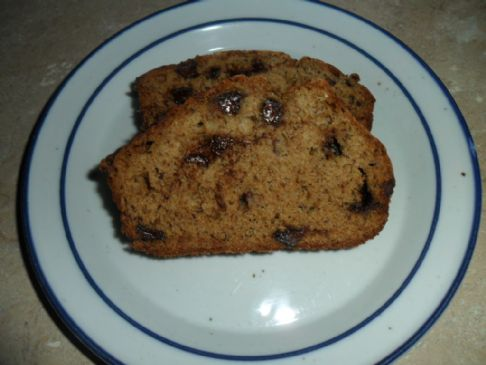 Banana Cake/Bread using Xylitol (low carb, low sugar)