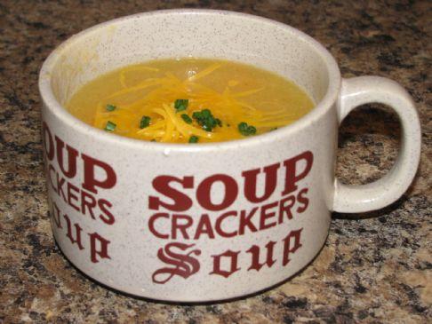 Howie's Creamy Potato Soup