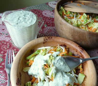 Cottage Cheese Dressing