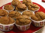 Sweet Mishie's Pumpkin Spice Muffins