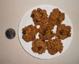 Fabulous 45 Calorie Oatmeal Raisin Cookies