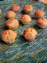 Cranberry Orange Mini Muffins