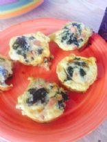 Egg Muffin Bake