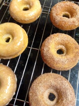 Gluten Free/Dairy Free Baked Donuts