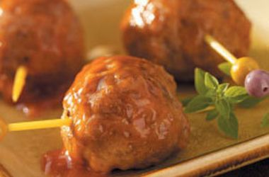 HCG P2 Phase 2 Jeremy's Beef Meatballs