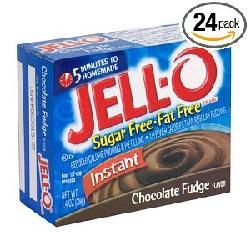 Jell-o Chocolate Fudge Greek Yogurt