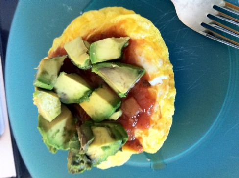 Elle's Easy Egg Breakfast