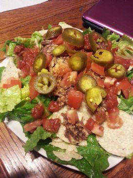 Hot & Crunchy Salad