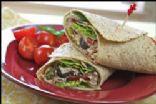 Italiano Tuna Salad Wrap