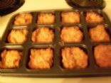 Chicken Muffins/Loaves ~ Corrected!