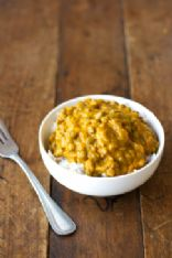 Indian Butternut Squash Lentil Curry