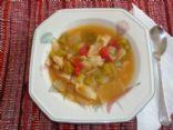 Spicy Chicken Vegetable