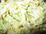 Papa Bear's Classic Cole Slaw /w a low carb twist