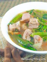 Sinigang in Pork Belly