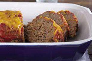 Juanita's Favorite Meatloaf
