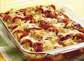 Pizza Bake