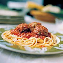 Spaghetti Amp Meatballs From America S Test Kitchen Recipe