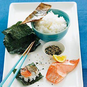 Salmon Shioyaki Recipe | SparkRecipes
