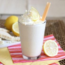 Lemon Protein Shake