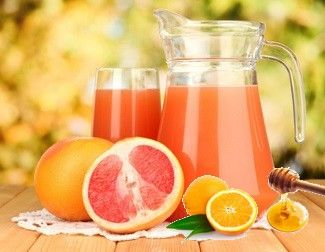 Apple Cider Vinegar and Grapefruit Fat Flush