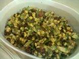 Vegan Bean and Corn Salsa