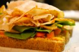 Healthy Buffalo Chicken Sandwich
