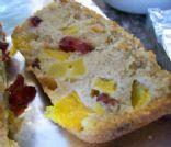 Mango-Cranberry Pound Cake