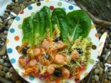 Annie's Shrimp Pasta salad